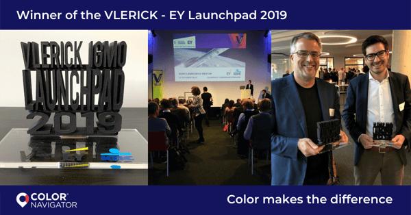 Vlerick - EY Launchpad 2019