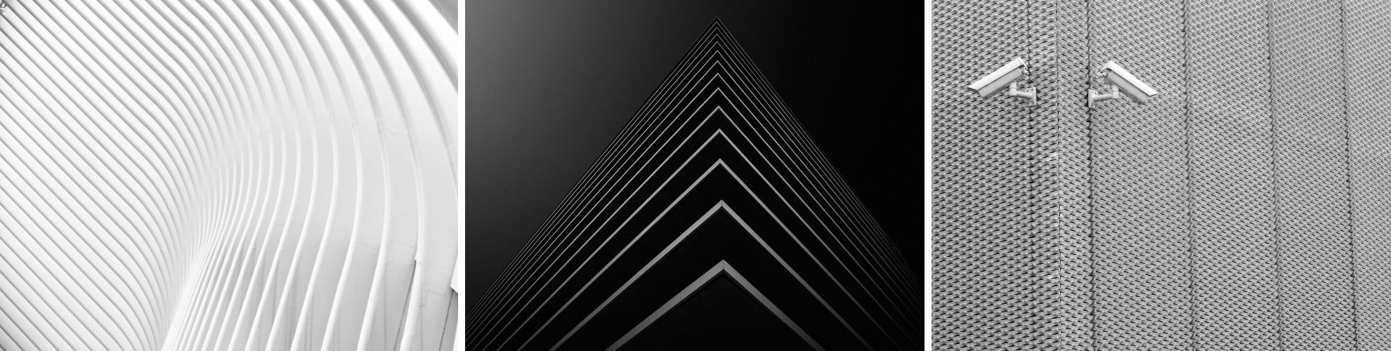 Wit zwart grijs