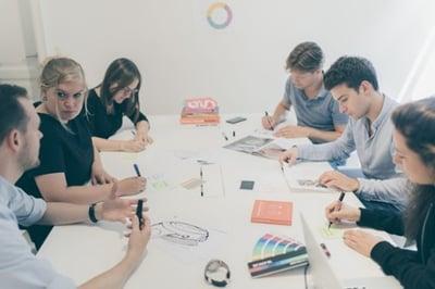 Team creatief bureau Absintt