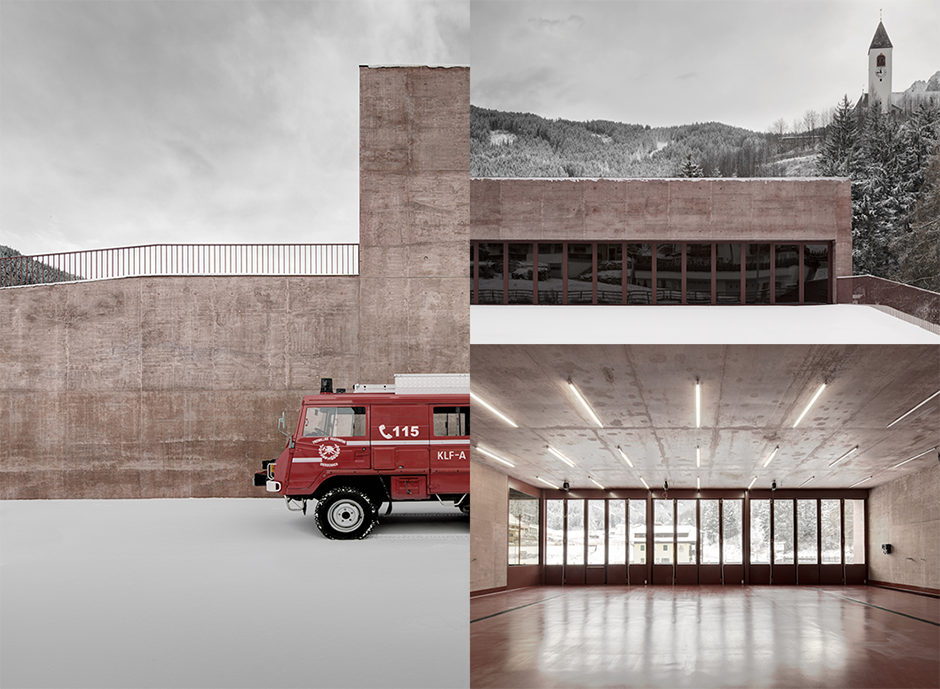 Monochromatic firestations