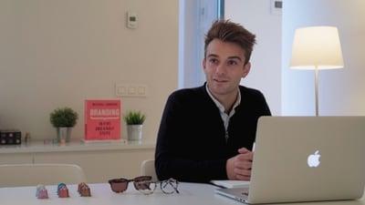 Founding Partner Mathias Schaubroeck